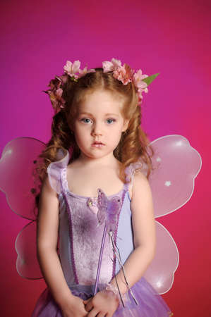 The small fairy Stock Photo - 11257179