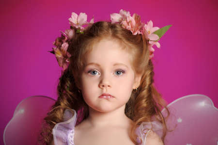 The small fairy Stock Photo - 11257241