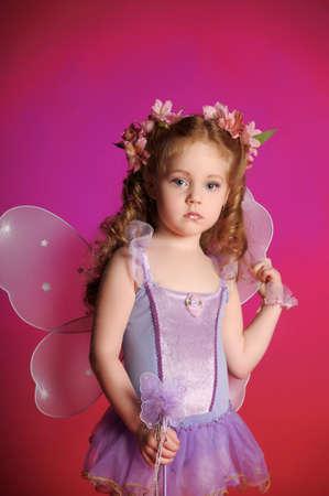 The small fairy Stock Photo - 11257196