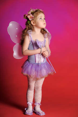 The small fairy Stock Photo - 11257178