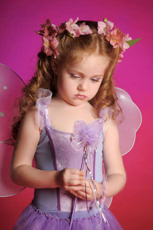 The small fairy Stock Photo - 11257208