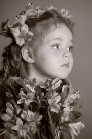 small flower fairy photo