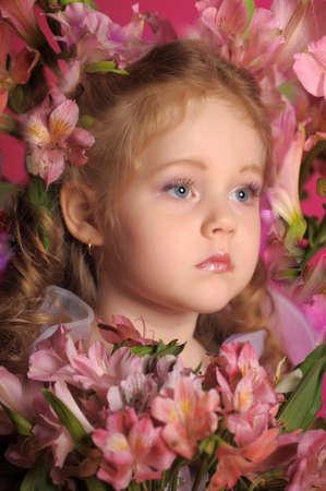 small flower fairy photo