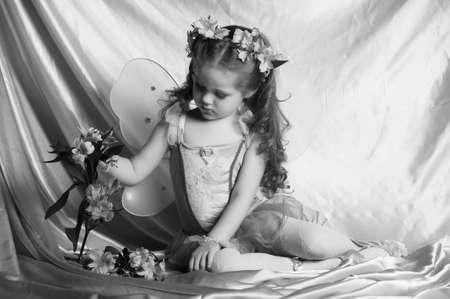 The small fairy Stock Photo - 11257183