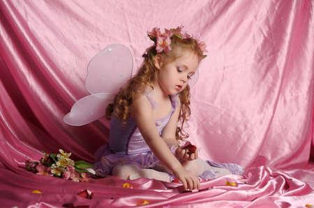 The small fairy Stock Photo - 11257216