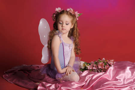 The small fairy Stock Photo - 11257253