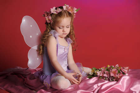 The small fairy Stock Photo - 11257191
