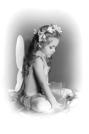 The small fairy Stock Photo - 11257117