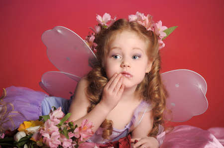 beautiful cinderella: The small fairy