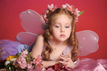 The small fairy Stock Photo - 11257248
