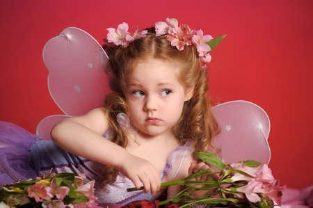 The small fairy Stock Photo - 11257229
