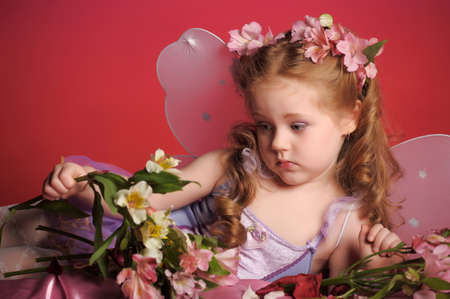 The small fairy Stock Photo - 11257200