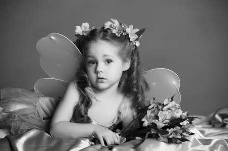 The small fairy Stock Photo - 11257246