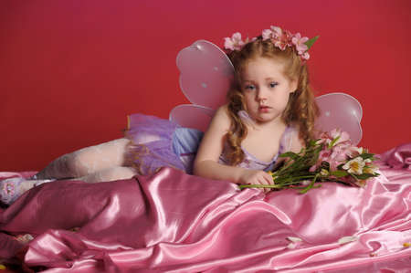 The small fairy Stock Photo - 11257232