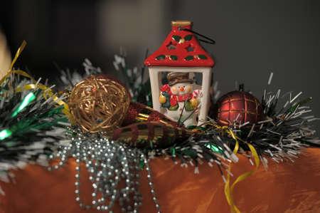 Christmas background Stock Photo - 11787462
