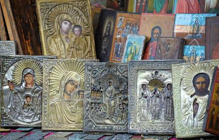 sacramentale: Icone Archivio Fotografico