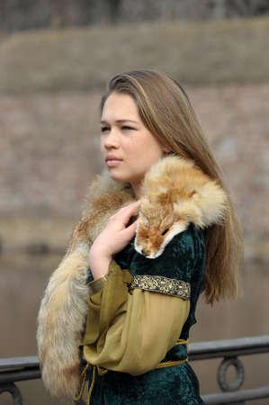 Vikings: Viking girl
