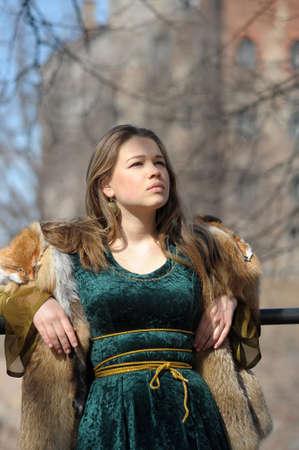 karoling: Viking girl