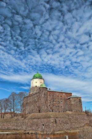 Vyborg castle photo