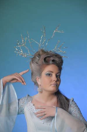 winter Queen Stock Photo - 17646914