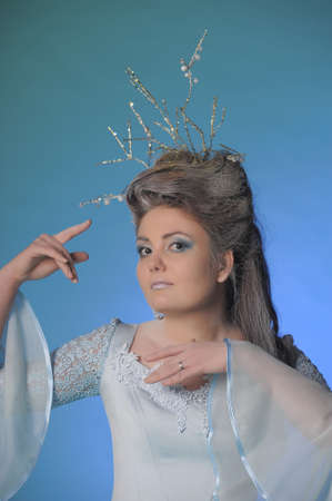 winter Queen Stock Photo - 17646915