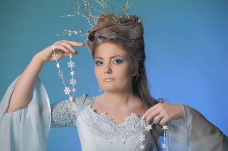 winter Queen Stock Photo - 17647199