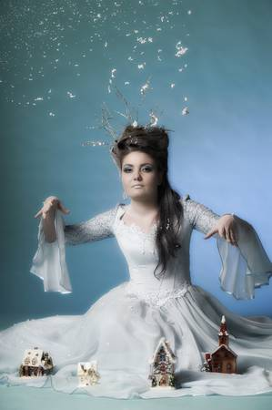 winter queen photo