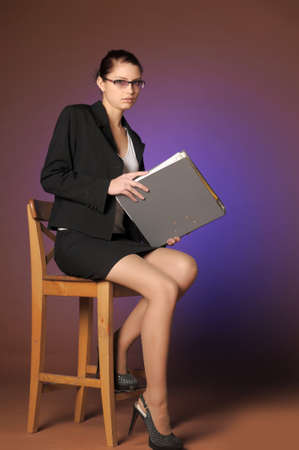 Business woman photo