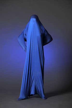 Abstract dancing figure Stock Photo - 12677582