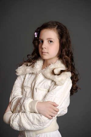 Beautiful Teenage Girl photo