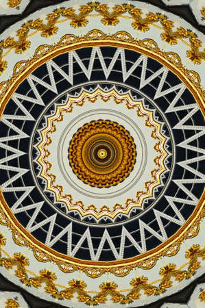 kaleidoscope brown Stock Photo - 12375813