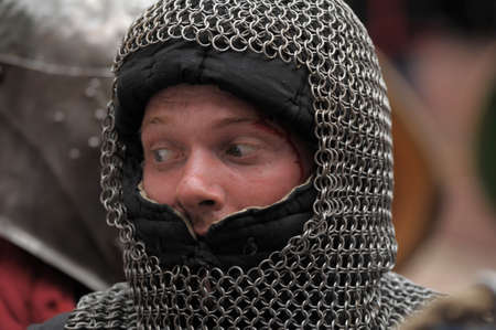 reigns: in Vyborg Castle, the annual International Festival of Military History connoisseurs and lovers of the Middle Ages, Knight
