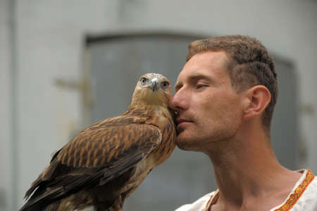 sparrowhawk: in Vyborg Castle, the annual International Festival of Military History connoisseurs and lovers of the Middle Ages, Knight