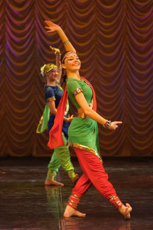 indian classical dance: the Indian classical dance Editorial
