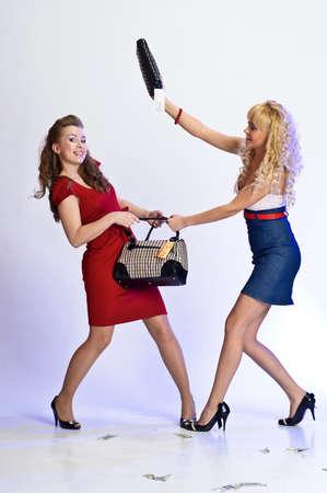 snatch: Dispute in shop