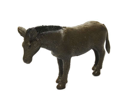 ass christmas: Toy a donkey