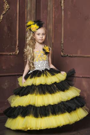 Young princess photo