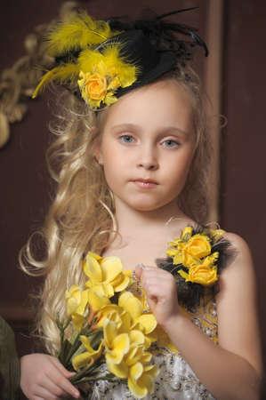 Young princess Stock Photo - 12984365