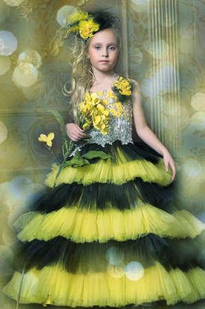 Young princess Stock Photo - 12984356