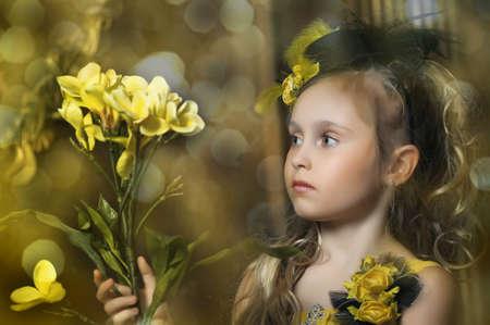 Young princess Stock Photo - 12984357