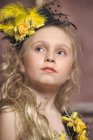 Young princess photo