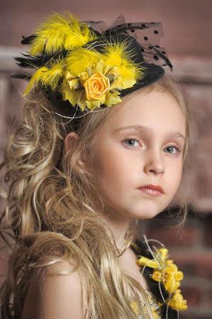 Young princess Stock Photo - 13025219