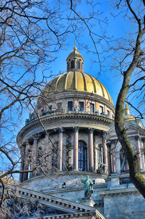 isaac s: St  Isaac s Cathedral, Saint-Petersburg Stock Photo