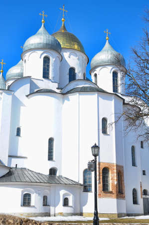 St  Sophia Cathedral Stock Photo - 13219019
