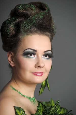 goddess flora photo