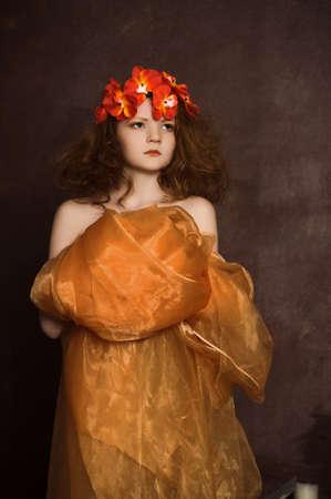 autumn fairy Stock Photo - 13444903