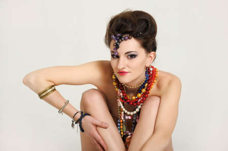 Ethnic jewels photo