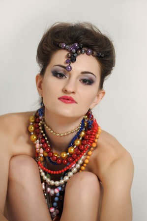 Ethnic jewels photo