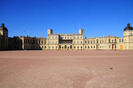 Gatchina Palace Stock Photo - 13444399