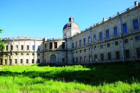 Gatchina Palace Stock Photo - 13444494
